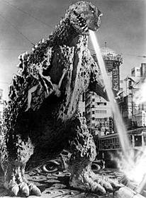 日本が誇る怪獣映画を再びハリウッドがリメイク「ゴジラ」