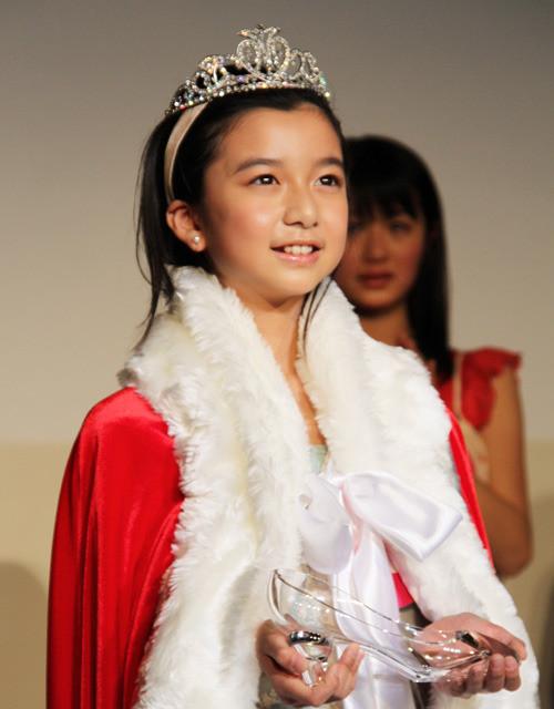 「東宝シンデレラ」グランプリに史上最年少10歳の上白石萌歌さん