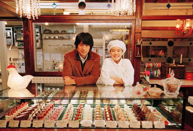 江口&蒼井「洋菓子店コアンドル」、アカデミー賞前しょう戦で上映