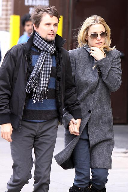 ケイト・ハドソンが恋人の子どもを妊娠