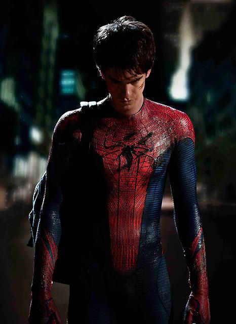 3D「スパイダーマン」新スーツがお披露目