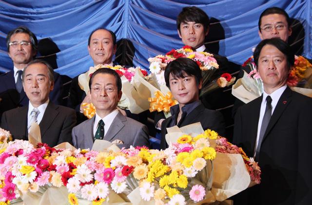 及川光博「相棒II」撮影中に大ヒットを予感