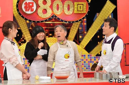 マチャアキ祝福にムッシュ&順 「チューボーですよ!」遂に800回