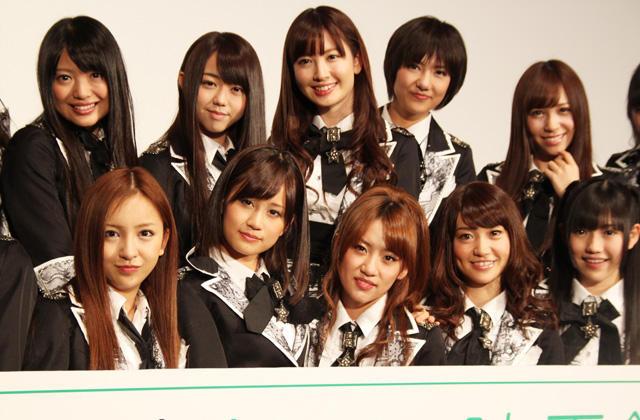 高橋みなみ大粒の涙、「AKB48」ドキュメンタリー映画公開