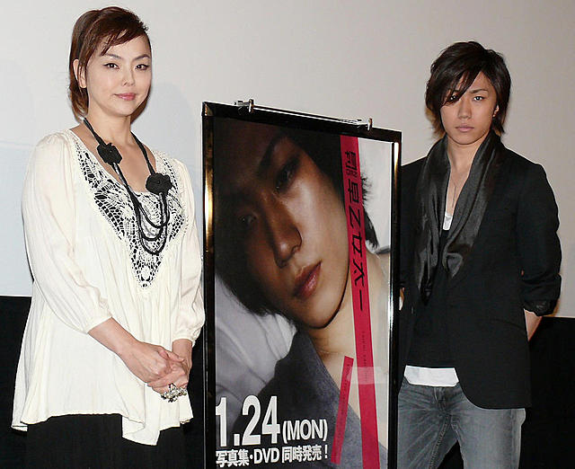 松田美由紀、長編監督に意欲 早乙女太一は「3番目の息子」