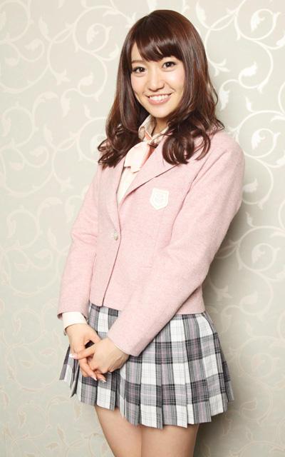 「AKB48」大島優子が共演を夢見る、あこがれの俳優とは……