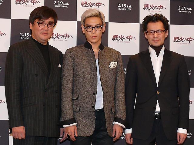 BIGBANGチェ・スンヒョン「戦火の中へ」撮影で失明寸前