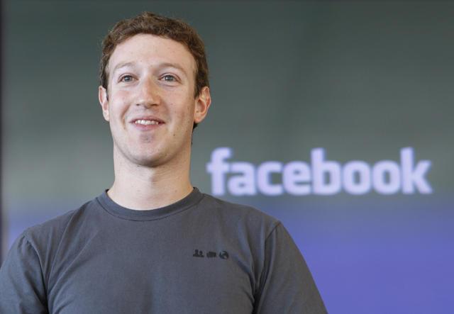 Facebook創始者ザッカーバーグ、ハッキングされる