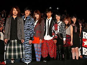 ファッションショーシーンを3Dで公開「ランウェイ☆ビート」