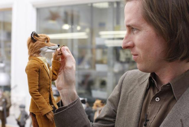 「ファンタスティック Mr. FOX」の大充実メイキング映像を入手