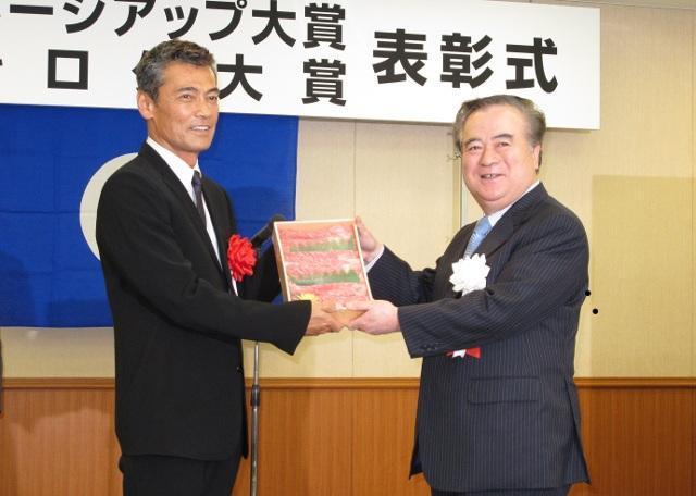 「桜田門外ノ変」、いばらきイメージアップ大賞&ロケ大賞をW受賞
