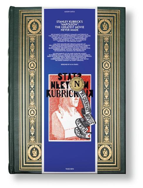 S・キューブリック幻の作品「ナポレオン」書籍化廉価版を世界に先駆け販売