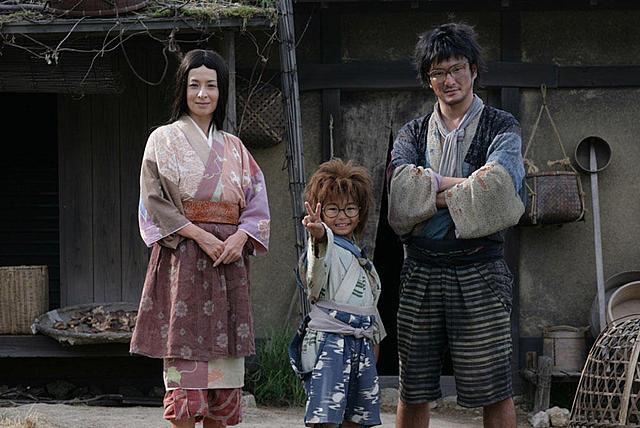"""檀れい、加藤清史郎の母役で""""くの一""""に 父は中村獅童"""