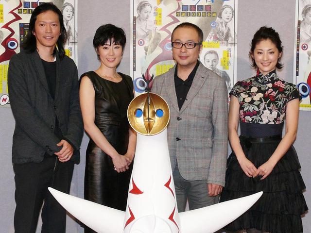 常盤貴子、岡本太郎の半生描く「TAROの塔」完成に「何だ、これは」