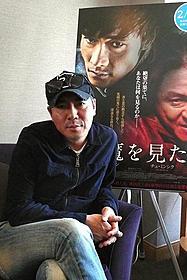 イ・ビョンホンについて語ったキム・ジウン監督「悪魔を見た」