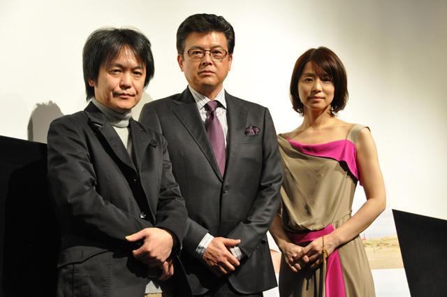 三浦友和、女心に興味津々「妻を名前で呼んだりしない」