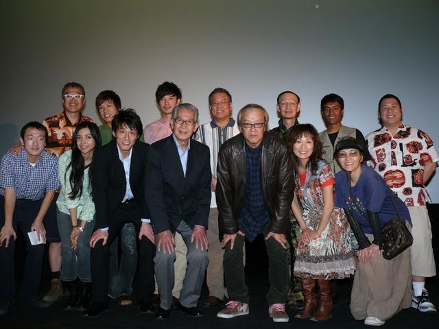 大森一樹監督、10年越しの新作初日に「映画も捨てたもんじゃない」