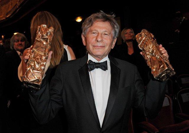 R・ポランスキー、セザール賞で監督賞を受賞