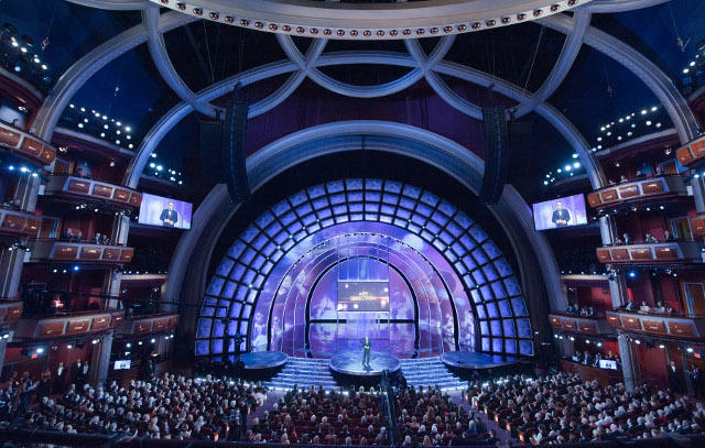 第83回アカデミー賞中継は視聴率ダウン、批評家は酷評