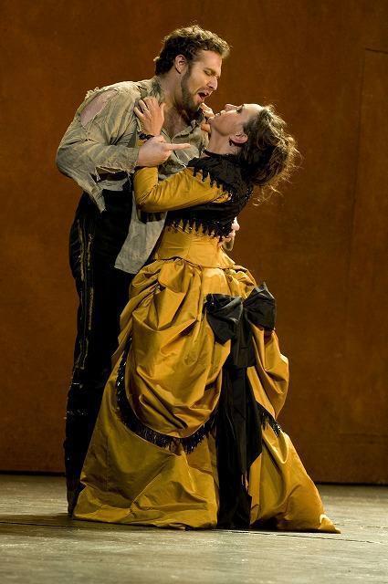 「カルメン」オペラ初の3D作品が劇場公開