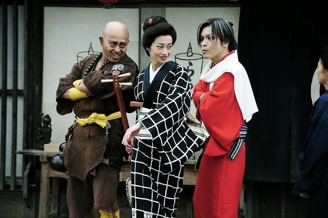 松本人志監督「さや侍」にりょう、國村隼、板尾創路らズラリ