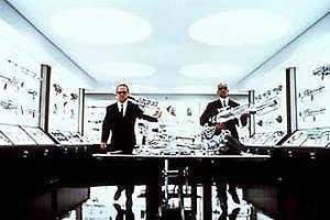 「メン・イン・ブラック3」が撮影中断 トラブルの原因は?