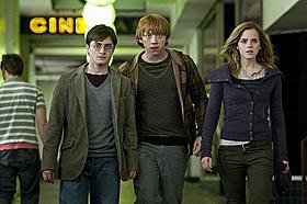 完結作の公開を前に吉報届く「ハリー・ポッターと死の秘宝 PART1」