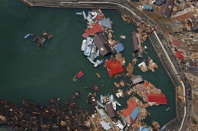 東日本大地震の影響で、世界の映画興収が前年比60%ダウン