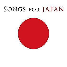 「SONGS FOR JAPAN」ジャケット