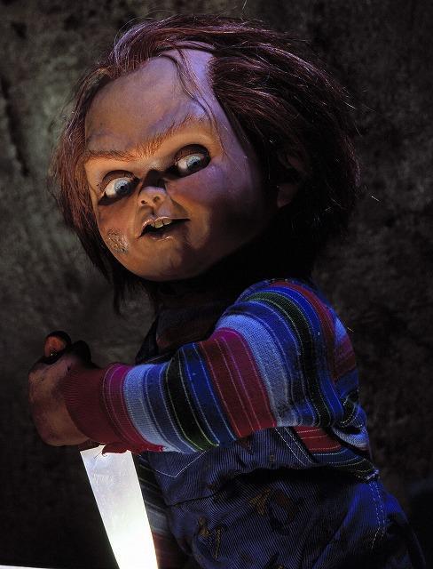 殺人人形チャッキー復活