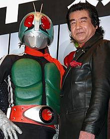 藤岡弘、支援物資として米1トンを準備「オーズ・電王・オールライダー レッツゴー仮面ライダー」