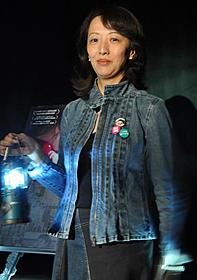 涙ながらに日本へ思いをはせたヤン・ヨンヒ監督「愛しきソナ」