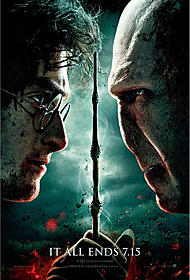 5月上旬に全国の主要劇場に掲出予定「ハリー・ポッターと死の秘宝 PART2」