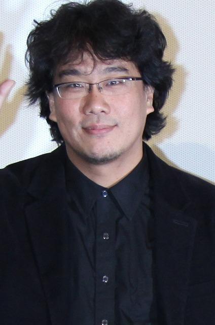 ポン・ジュノ監督 カンヌ映画祭カメラドール審査委員長に