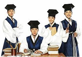 朝鮮王朝のエリート養成機関「成均館」を舞台に恋と友情が描かれる「いいね!」