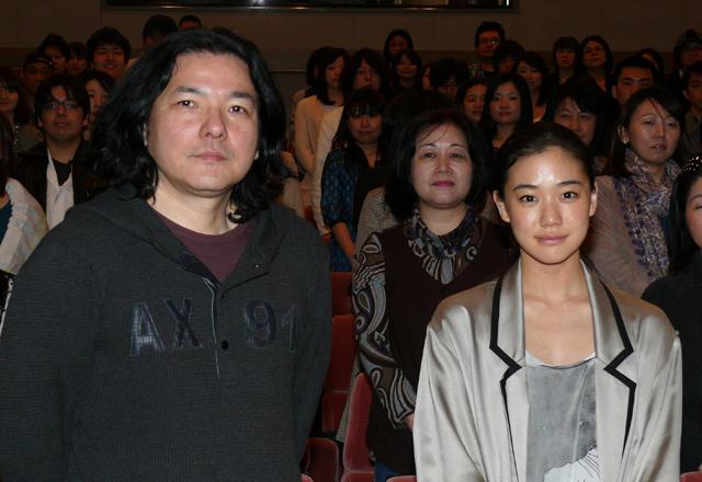 岩井俊二監督「今の日本を撮りたい」地元被災で心境に変化