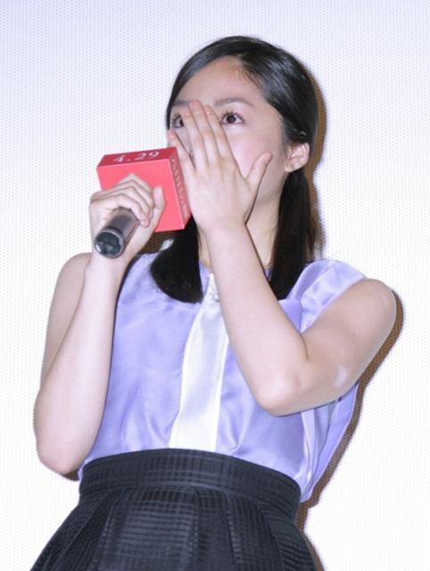 """井上真央、中島美嘉の復帰初""""生歌""""に感涙"""