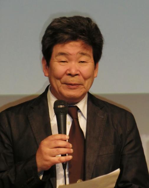 高畑勲、フレデリック・バック展開催「時宜にかなっている」