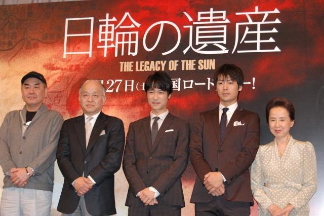 堺雅人、20人の少女との共演は「大きなプレッシャー」
