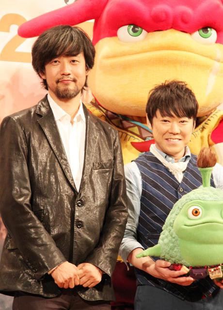 香取慎吾&山崎貴監督、3DCGアニメ「フレンズ」出来栄えに満足げ
