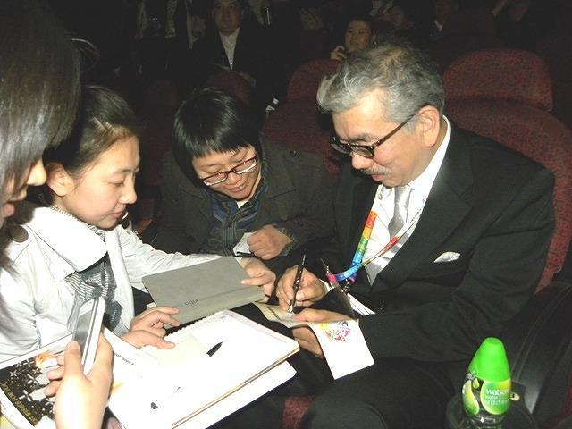 「クレヨンしんちゃん」中国でも大人気 北京国際映画祭で上映