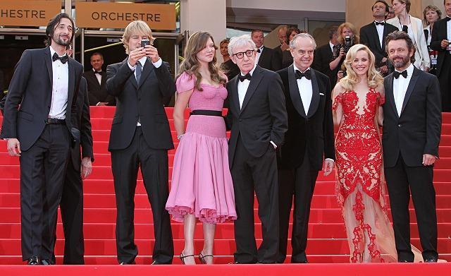 第64回カンヌ映画祭開幕 デ・ニーロ審査委員長「民主的な賞選び」強調