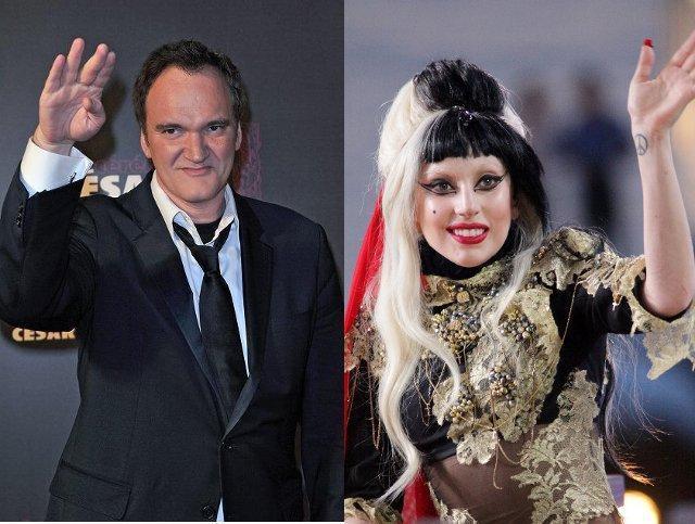 タランティーノ監督、新作にレディー・ガガ出演を熱望