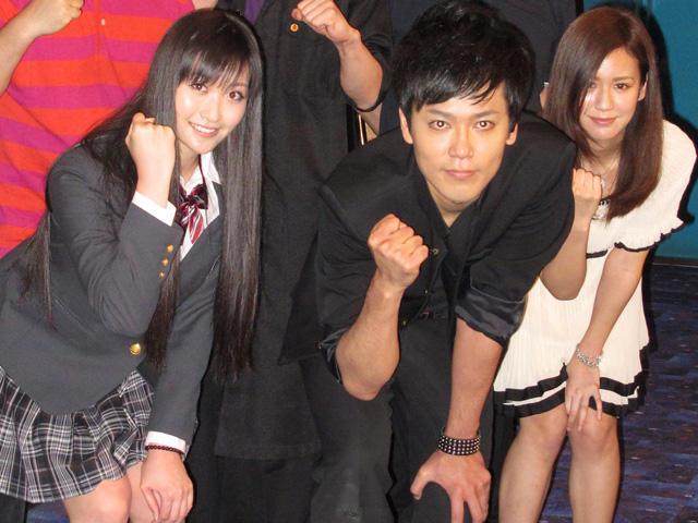 「アイドリング!!!」遠藤舞と横山ルリカ、ファンの前で大ゲンカ!?