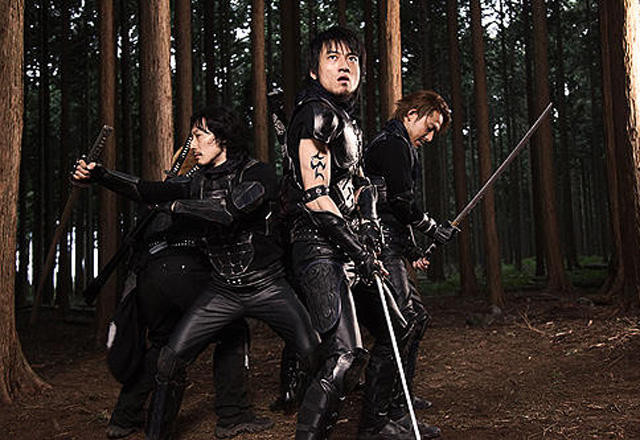 SUSHI TYPHOON「エイリアンVSニンジャ」米リメイクが決定