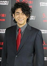 ジャパンプレミアに参加した唯一の日本人キャスト・松崎悠希「パイレーツ・オブ・カリビアン 生命(いのち)の泉」