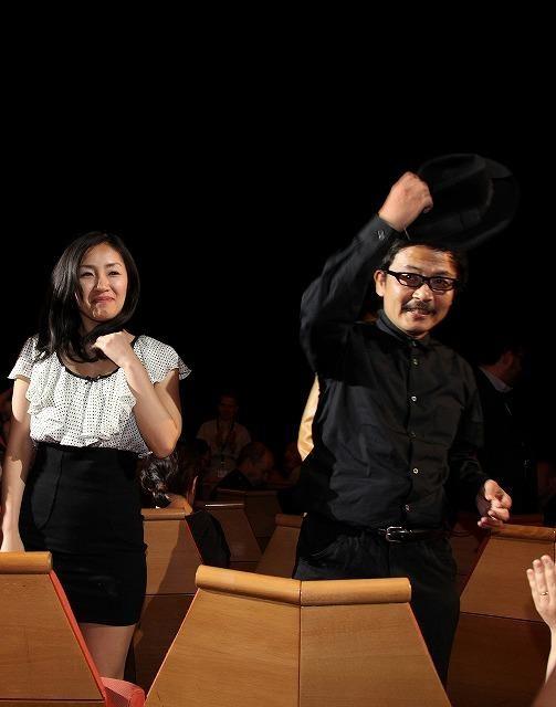 園子温監督作「恋の罪」にカンヌ興奮 10カ国からオファー