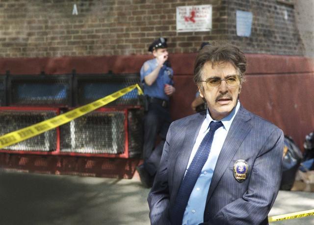 C・テイタム&A・パチーノ共演の「陰謀の代償」警察の腐敗に迫る
