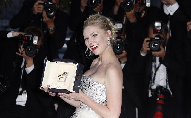 カンヌ映画祭、本命「ツリー・オブ・ライフ」がパルムドール戴冠で終幕
