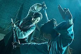 ミシェル・ヨー、組織を裏切り過酷な運命を背負った女刺客に挑戦「レイン・オブ・アサシン」